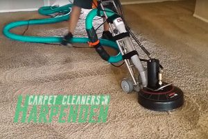 Carpet Cleaning in Harpenden